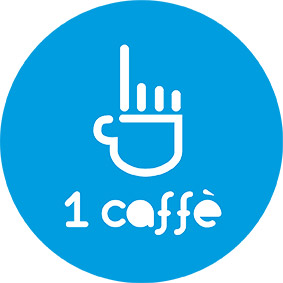 1 Euro per 1 caffè