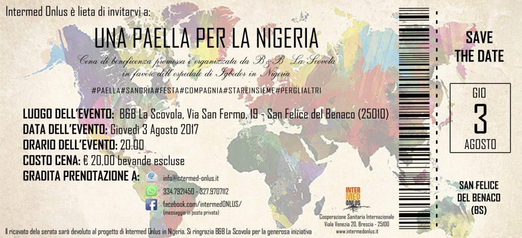 biglietto Nigeria